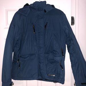 American eagle ski jacket